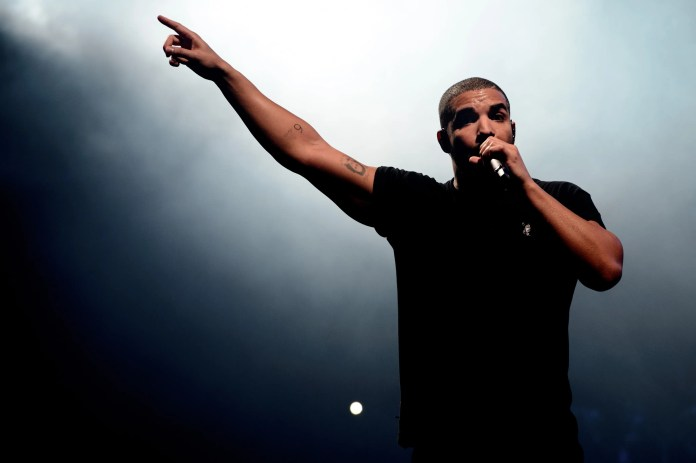 Drake climbed to No. 3. The Toronto native pulled in $39.5 million over the past year.