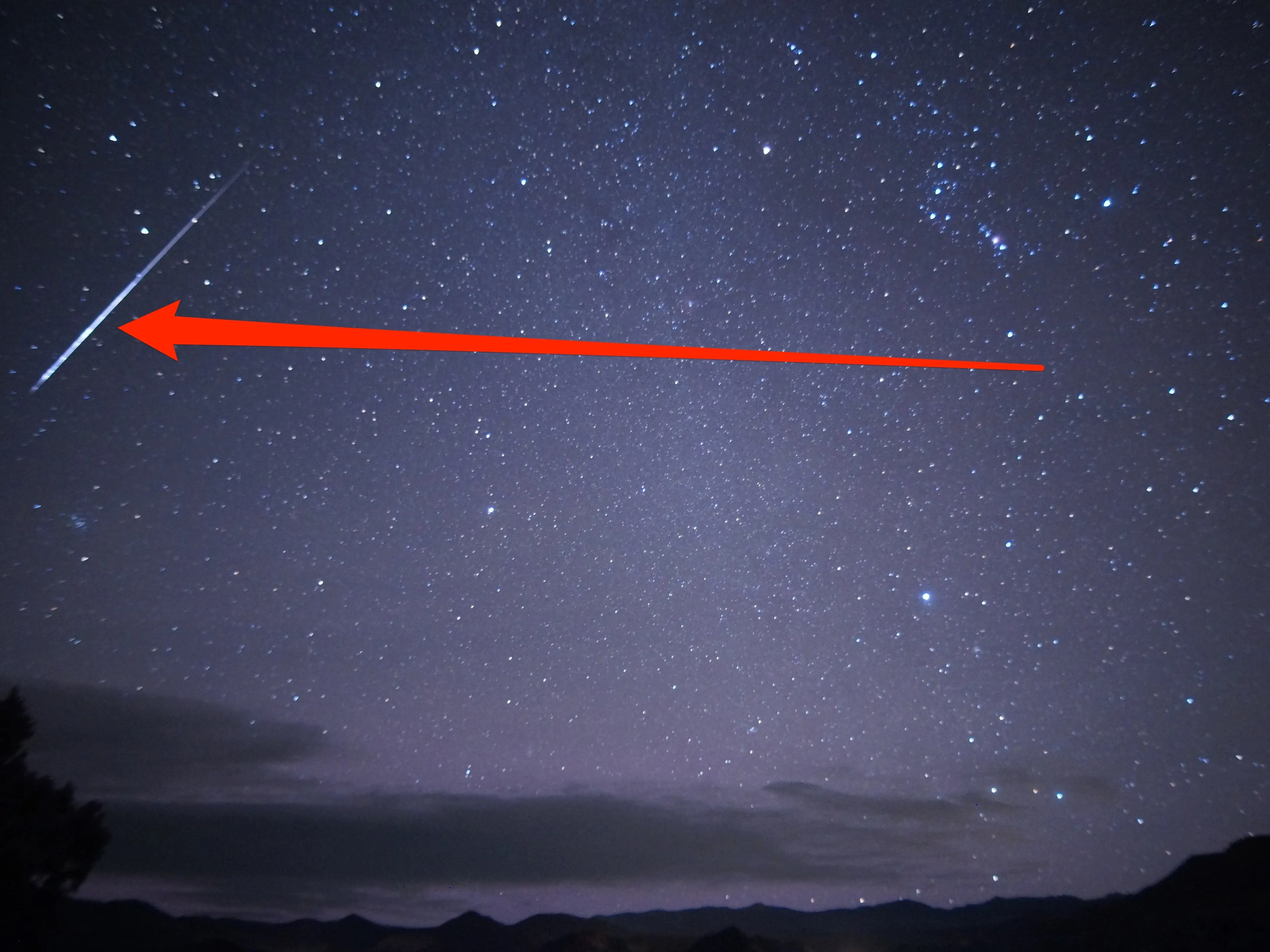 How To Watch Orionids Meteor Shower