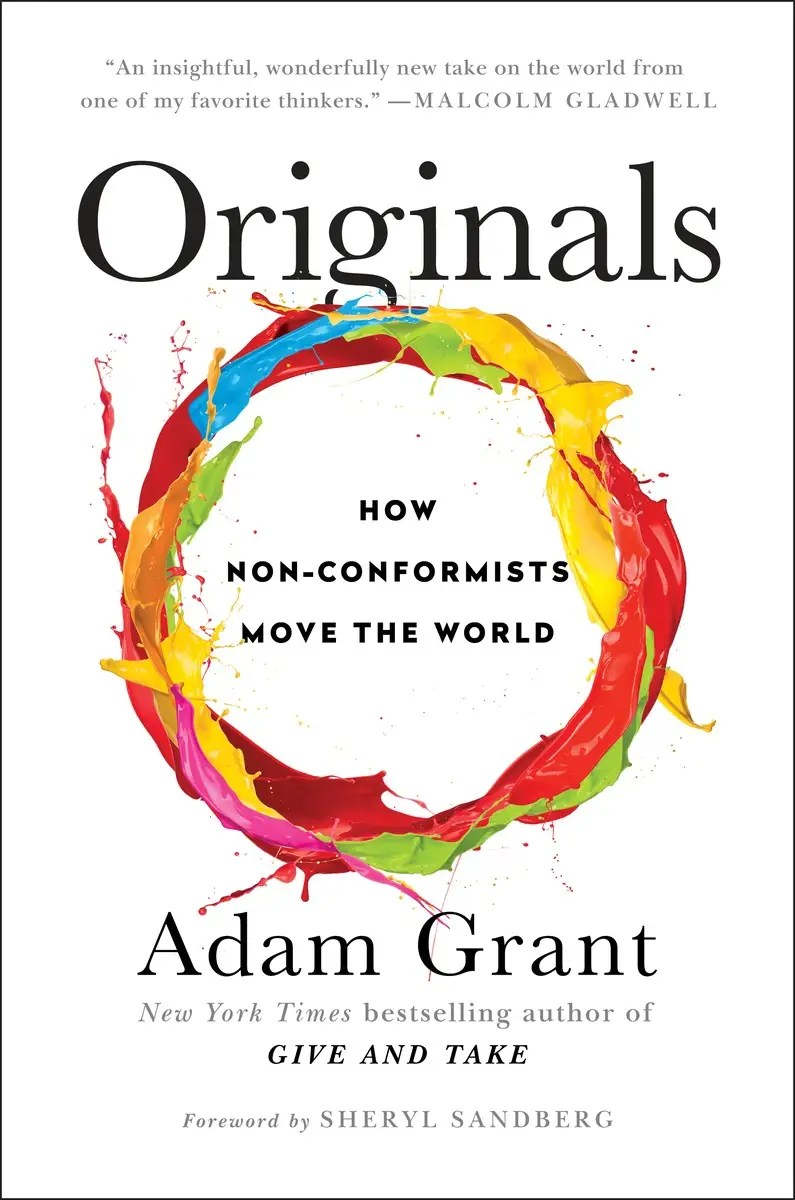 'Originals' by Adam Grant