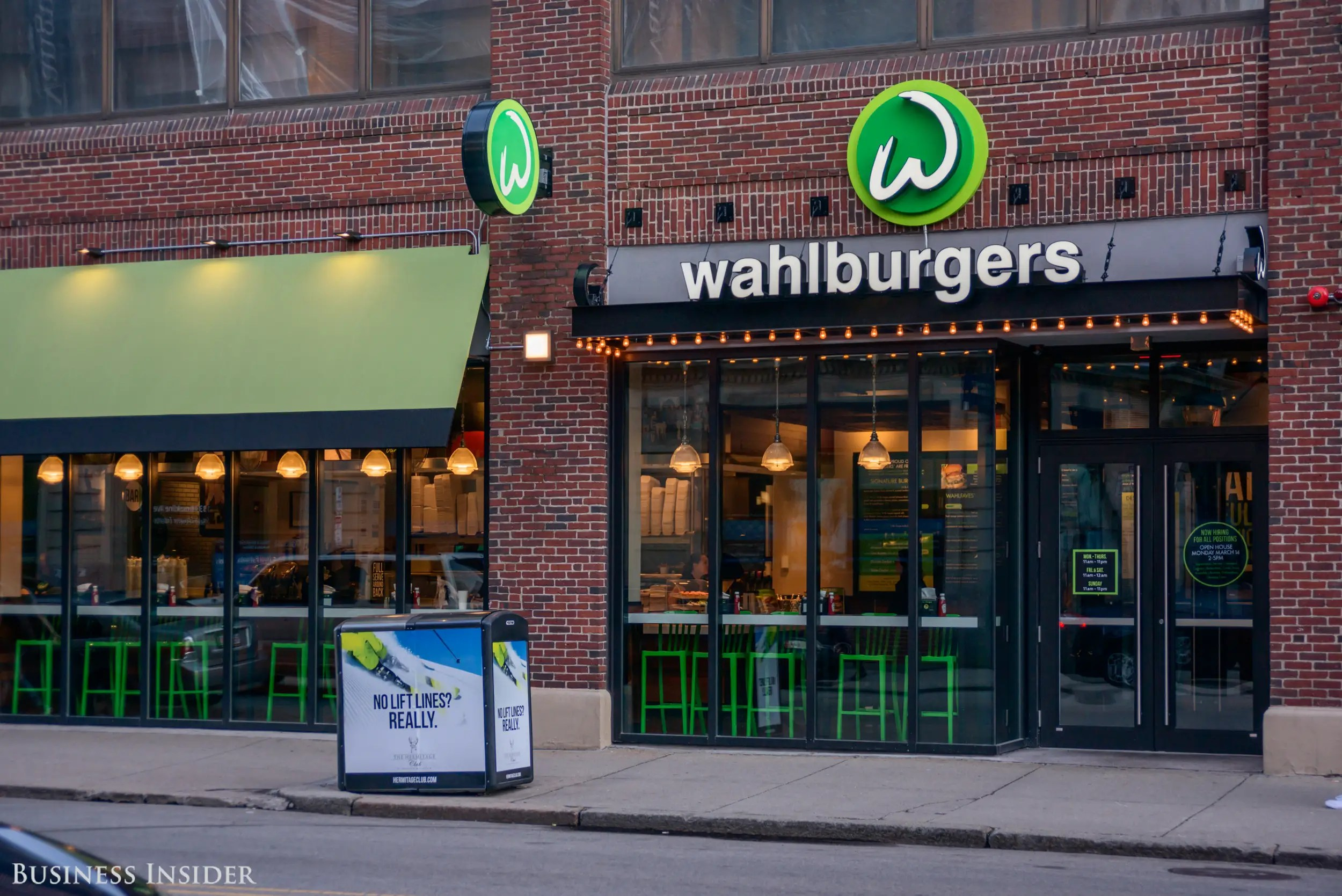 On a recent trip to Boston, I visited the Wahlburgers location in the Fenway neighborhood, just a stone's throw from historic Fenway Park.