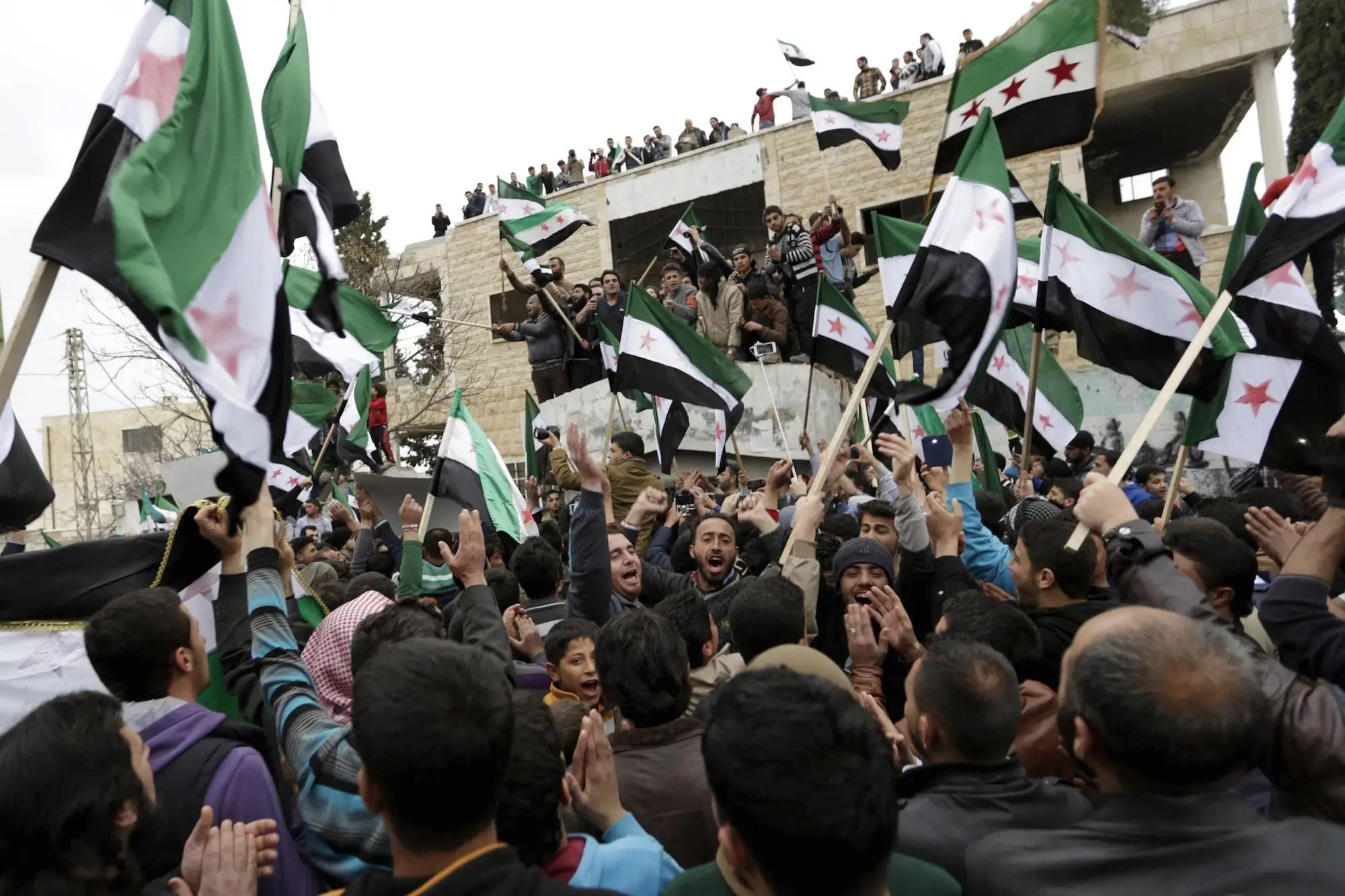 Free Syrian Army Idlib