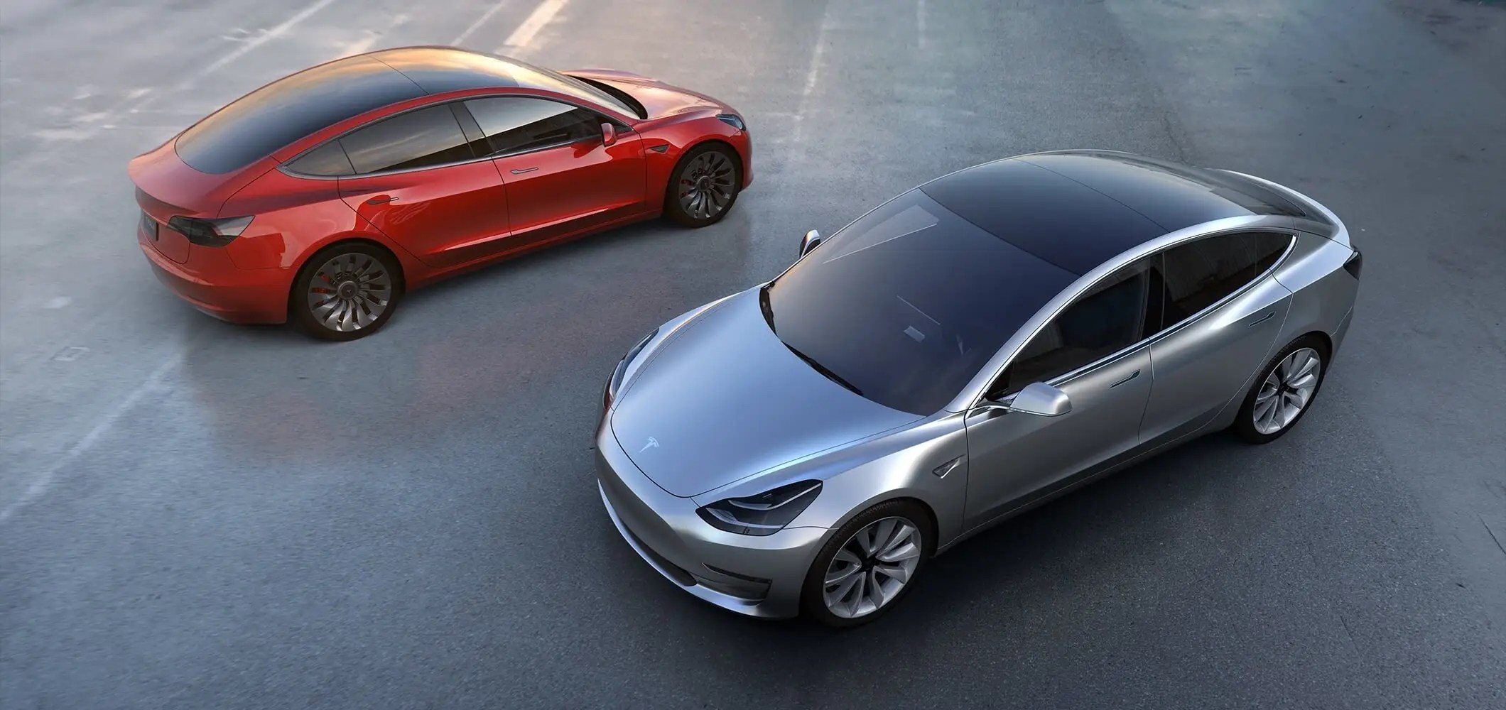 Tesla CEO Elon Musk says the more expensive versions of the Model 3 will accelerate faster and achieve longer range.