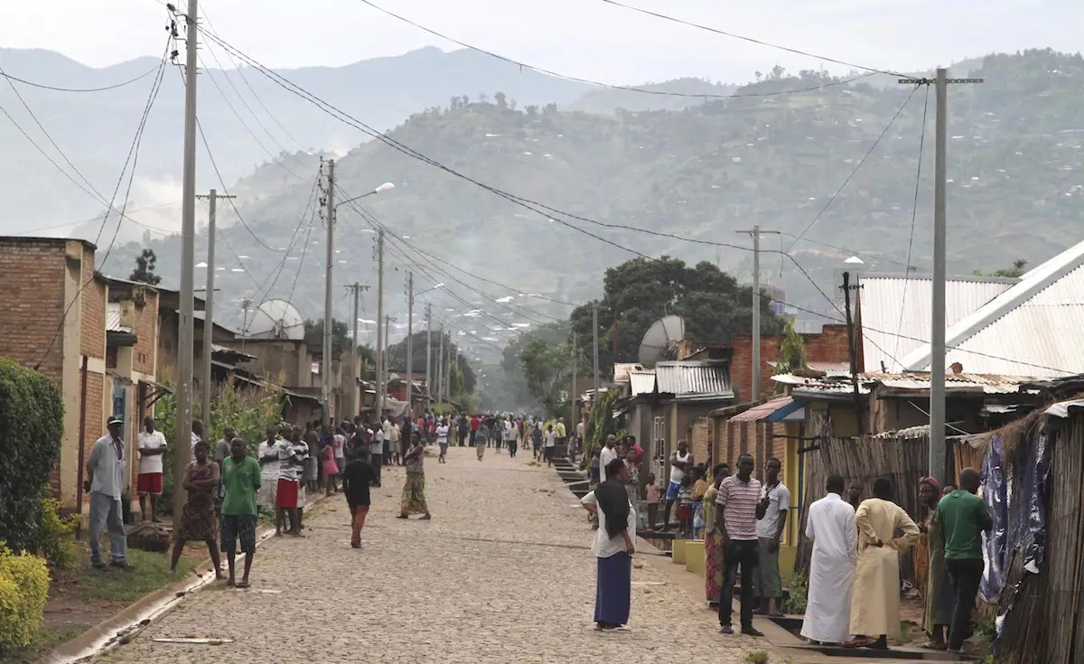 3. Burundi — GDP per capita: $818 (£667)