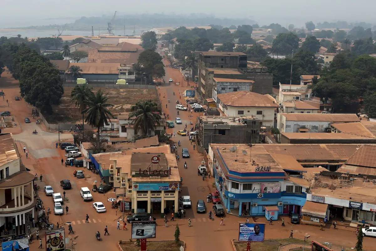 1. Central African Republic — GDP per capita: $656 (£535)