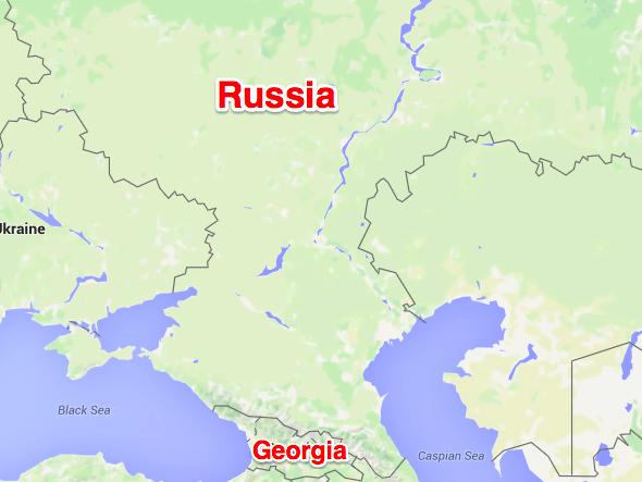 moldova georgia