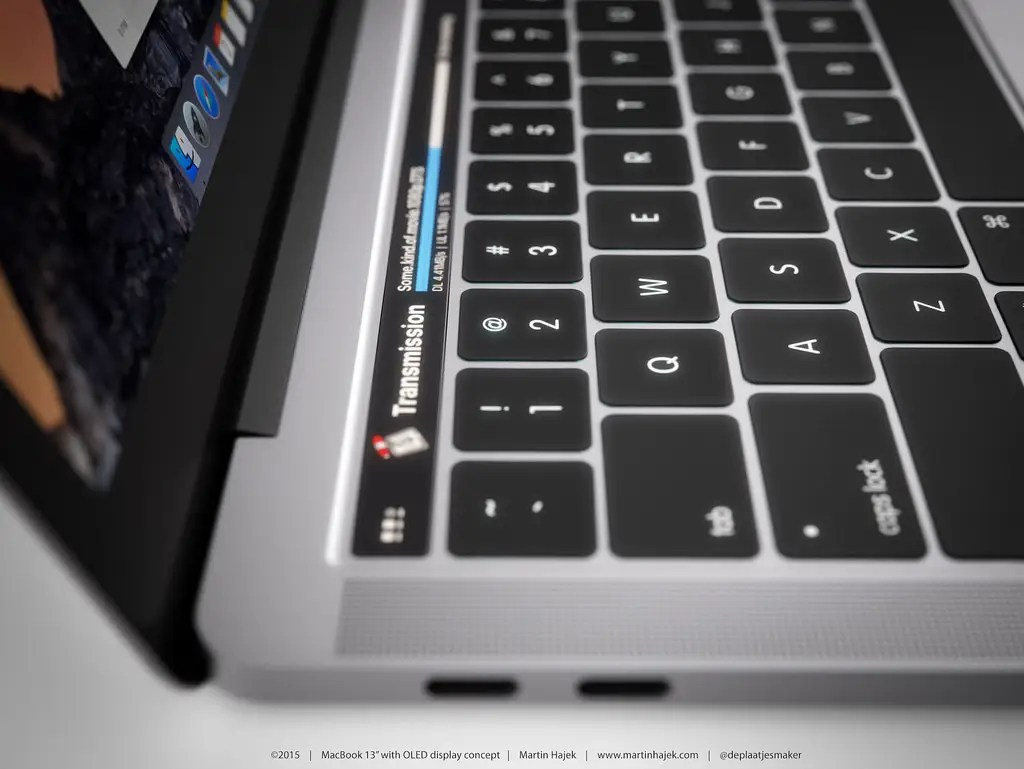 The next MacBook Pro is expected to sport four USB-C ports.