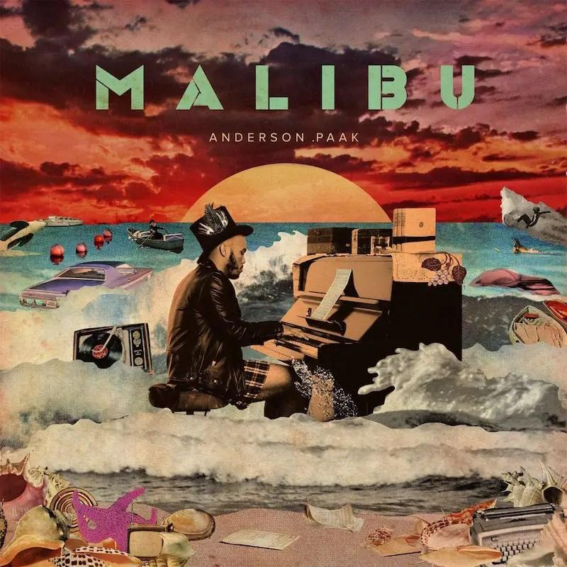 """11. Anderson .Paak —""""Malibu"""""""