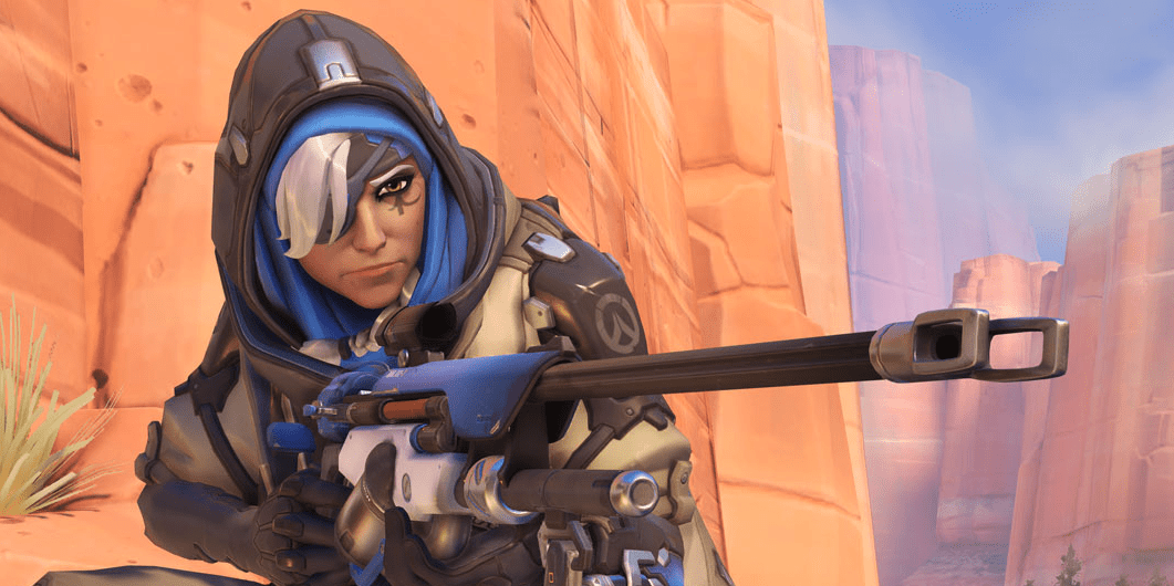Image result for ana overwatch