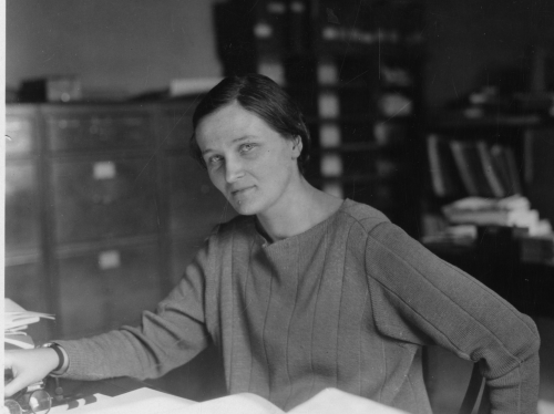 Cecilia Payne-Gaposchkin: Figured out what the Sun was made of