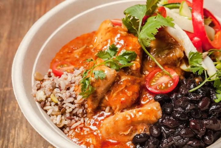 Puebla Chicken Tinga