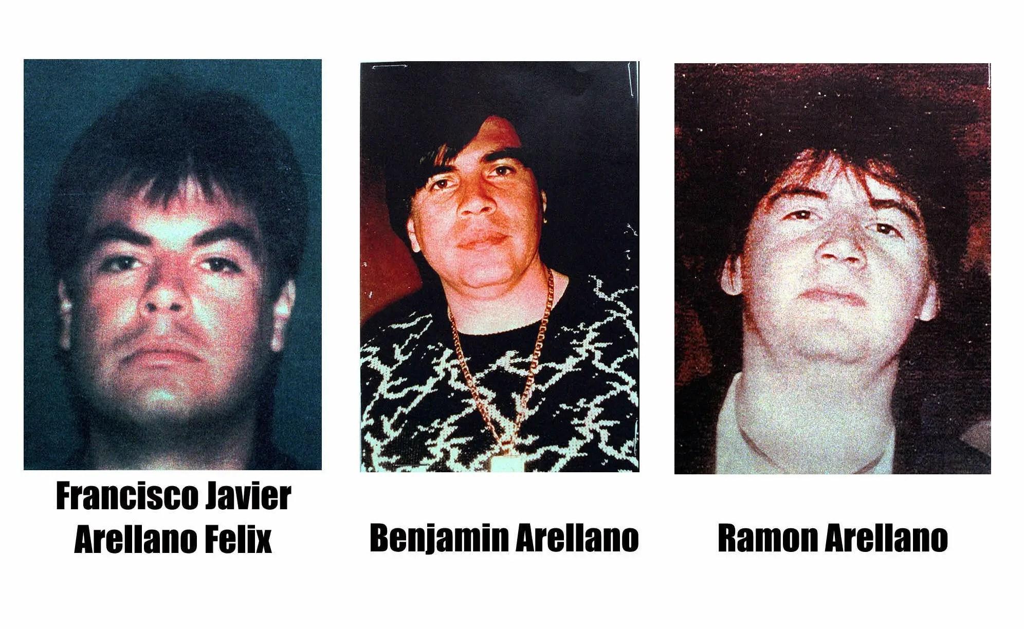 Arellano Felix brothers Mexico Tijuana cartel drug traffickers extradition