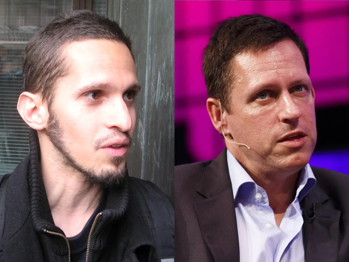 seasteading founders; patri friedman; peter thiel