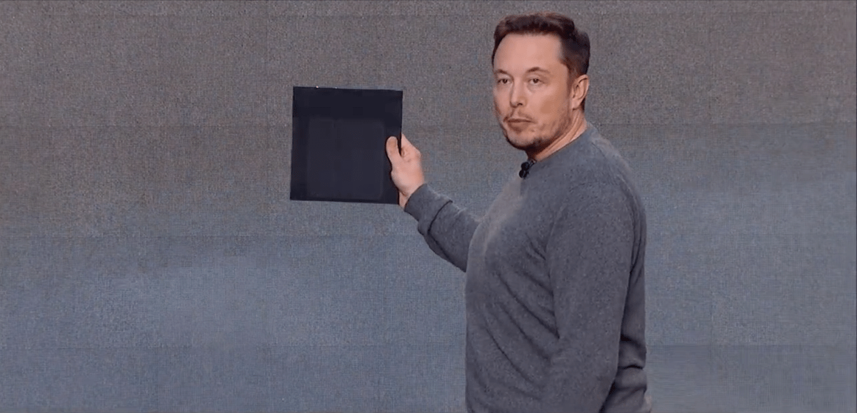 """From the vantage point of the street or anywhere near the house it looks completely opaque, but to the sun it's transparent,"" Musk said. Although, it's hard to imagine why a feature you can only see from an aerial vantage point would be a huge selling point."