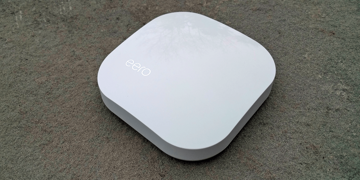 Matt Rosoff, executive editor: I'm thankful for the Eero wireless router, which is the first WiFi system that was as easy to set up as promised and has blanketed my house in fast, reliable WiFi. It's the best tech purchase I've made in a long time.