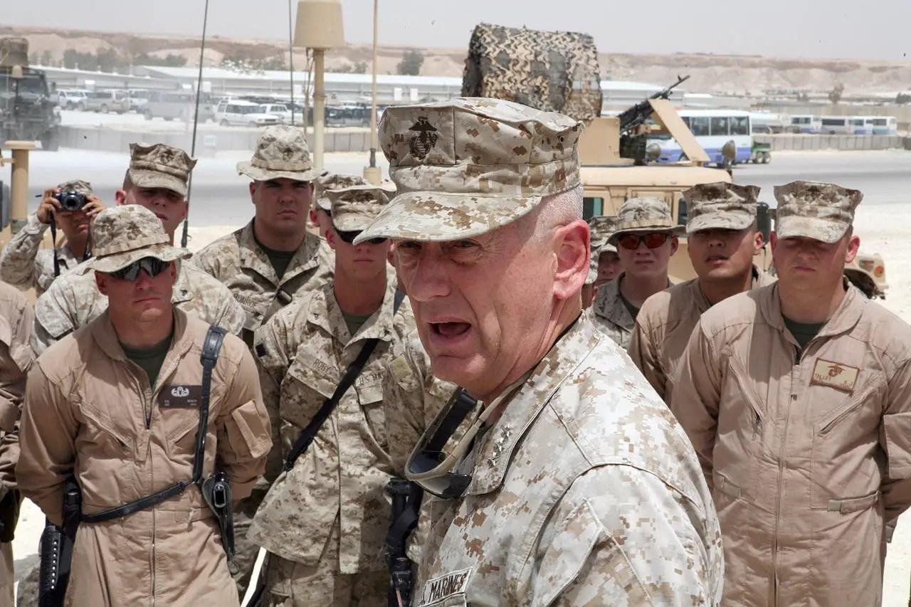 Presidential Memorandum, January 27: 'Rebuilding' the military