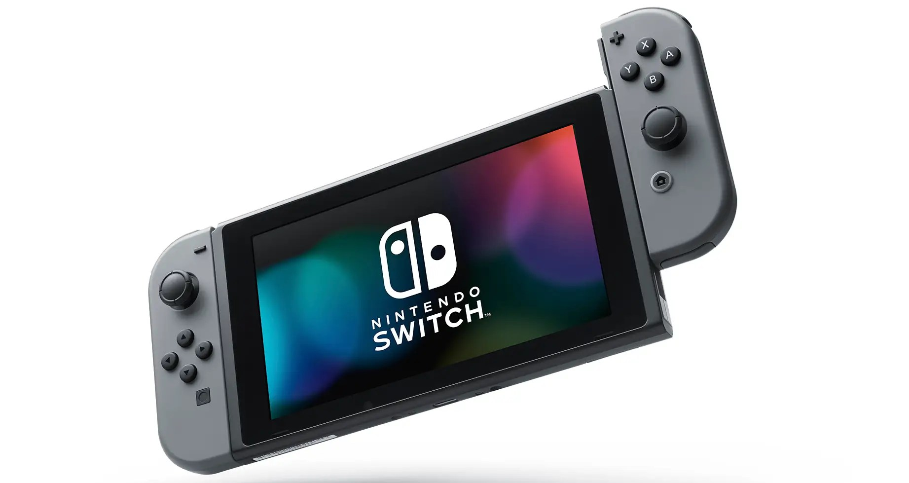 3. Nintendo has a new console to sell that costs much more than $60 — that's a much bigger risk — that it wants you to pay attention to: the Nintendo Switch.