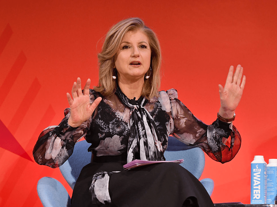 Arianna Huffington Post Thrive Global