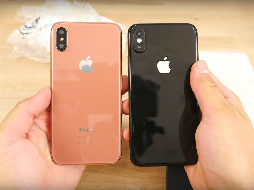 iphone 8 edition iphone x