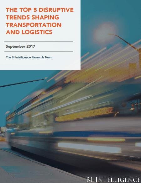 Transportation and Logistics Trends Cover