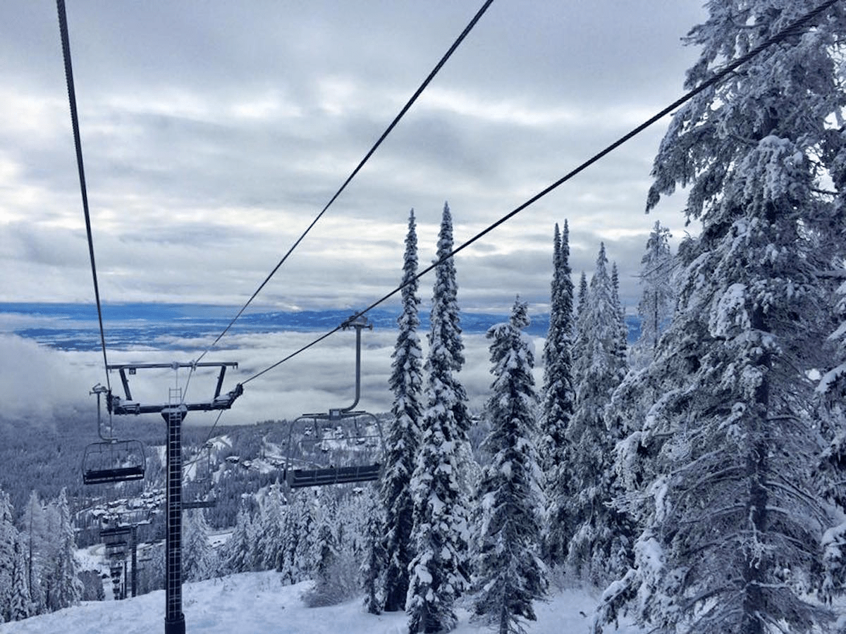 10. Whitefish Mountain Resort, Montana