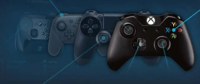 Steam All Controllers