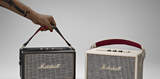 Marshalls guitar amp-inspired Bluetooth speaker is up to $116 off at Amazon and Walmart