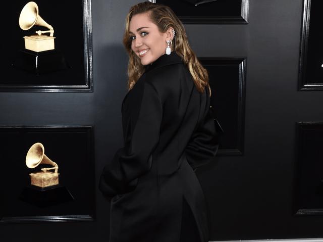 Miley Cyrus Grammys