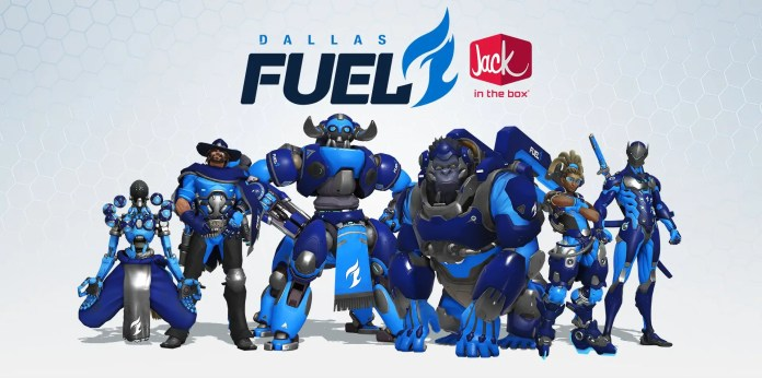 Dallas Fuel Overwatch League