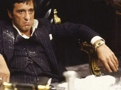 Still from Scarface.