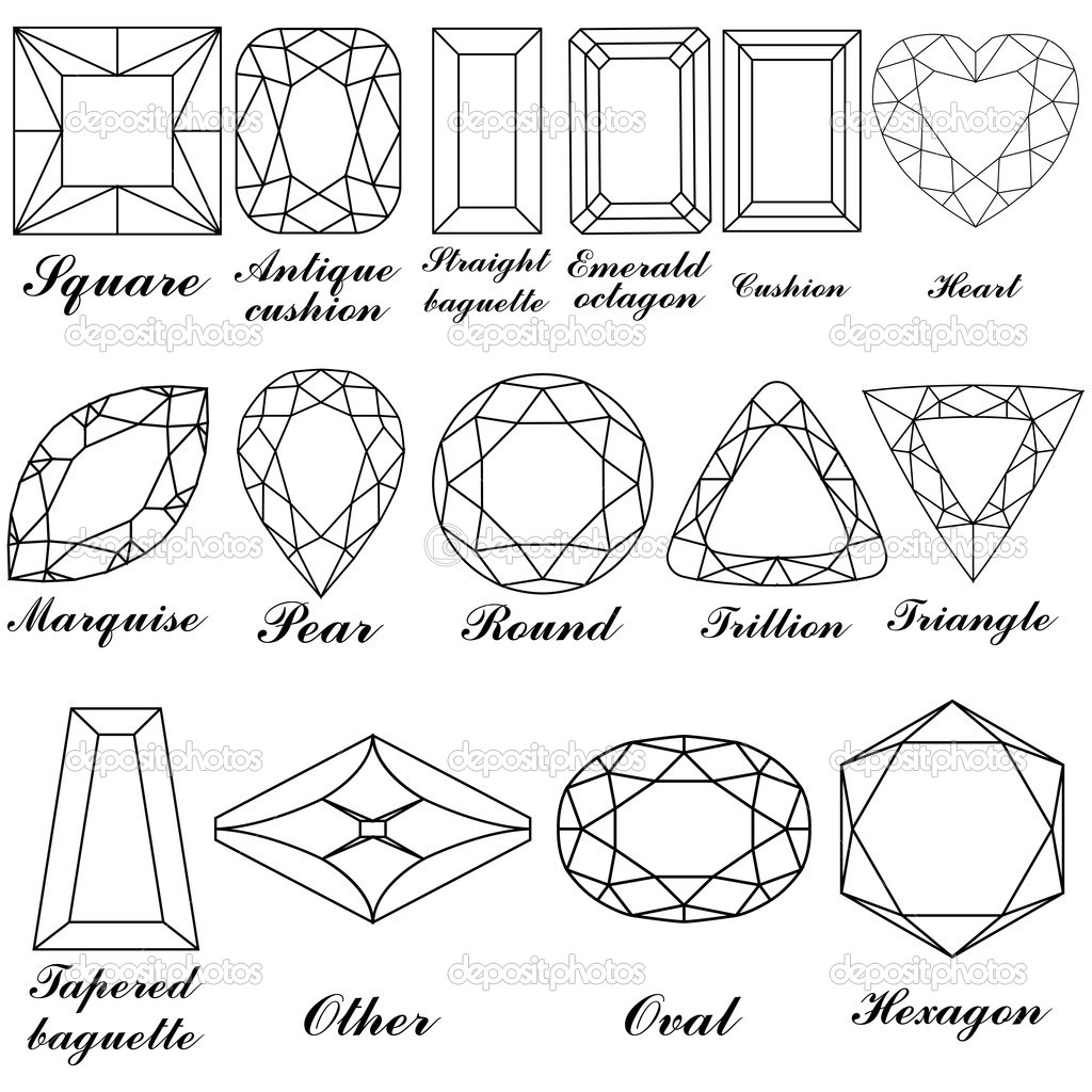 Images Image Of Shapes And Their Names