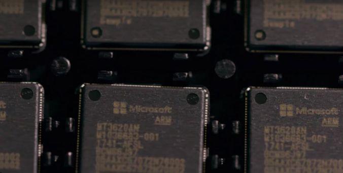 Microsoft produce microcontrollere bazate pe arhitectura ARM, lăsând baltă Intel