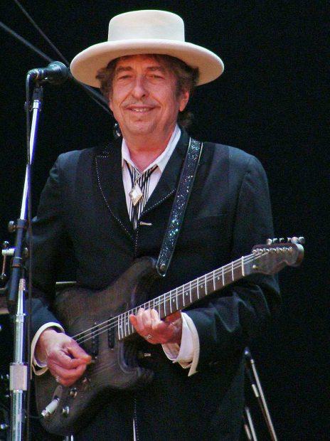Bob Dylan, la Azkena Rock Festival, în 2010