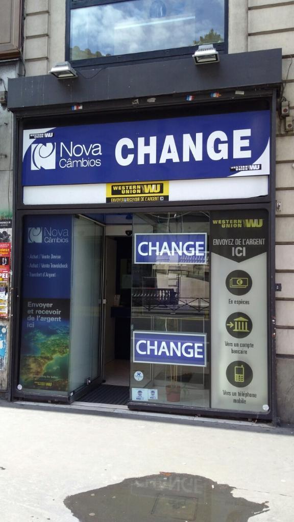 bureau de change 1 bis rue auber 75009 paris