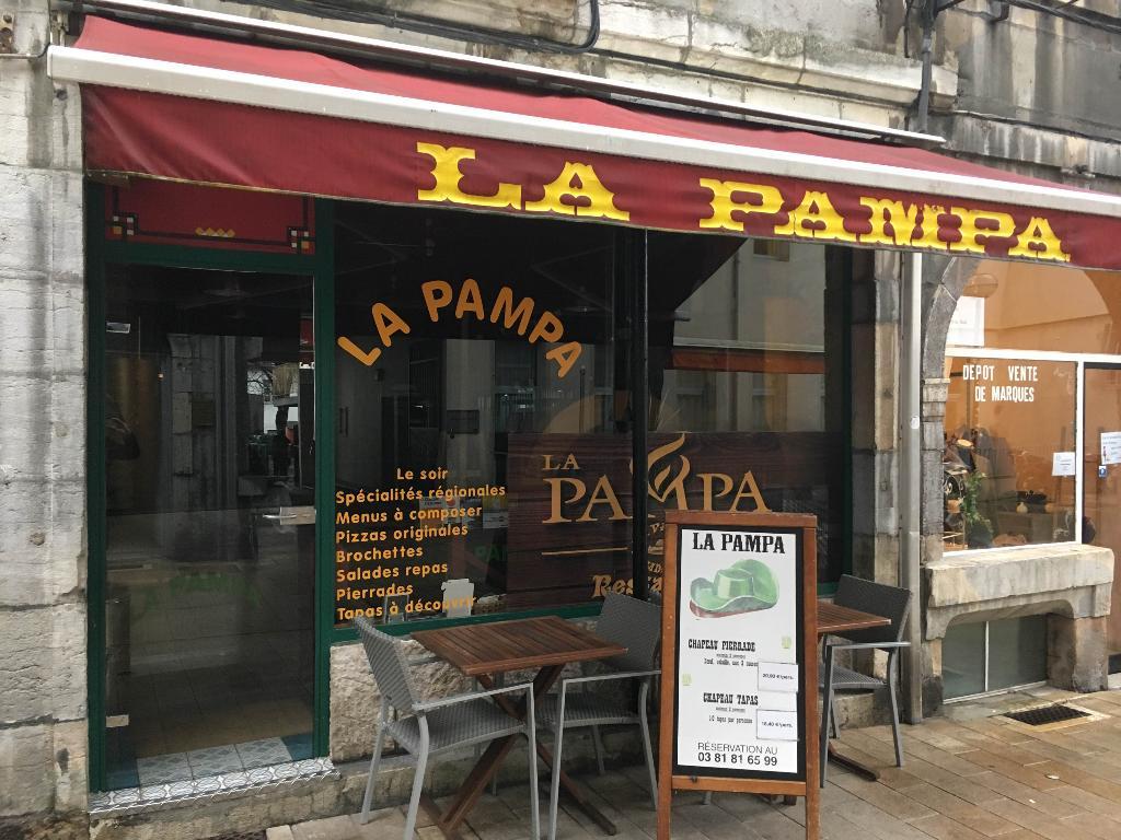 La Pampa Restaurant 41 Rue Bersot 25000 Besanon