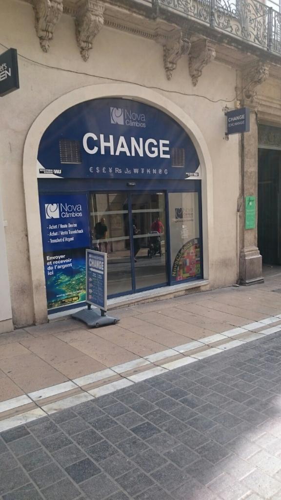 novacambios france bureau de change montpellier bureau de change adresse horaires