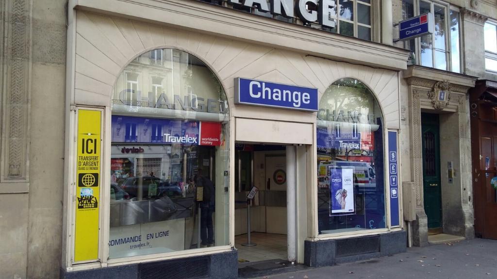 Travelex Bureau De Change 4 Boulevard Saint Michel