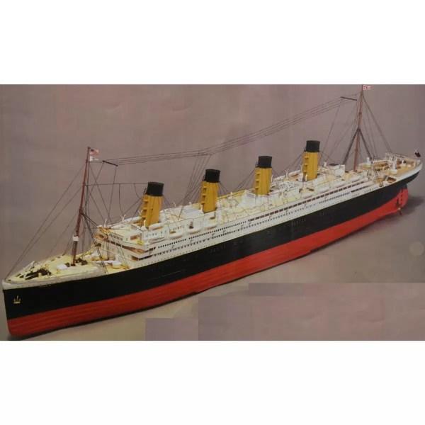 RMS Titanic Complete Kit építőkészlet Mantua