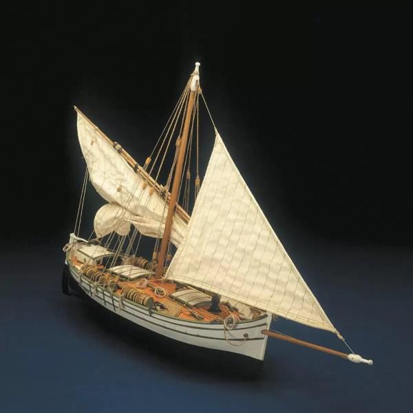 Santa Lucia hajómakett építőkészlet Panart