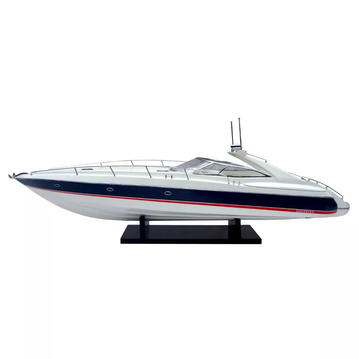 Sunseeker Super Hawk 48 Motorcsónak makett