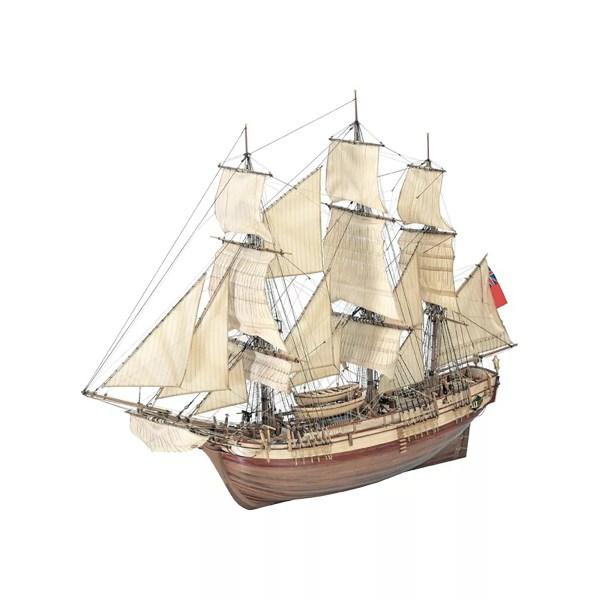 HMS Bounty hajómakett építőkészlet Artesania Latina