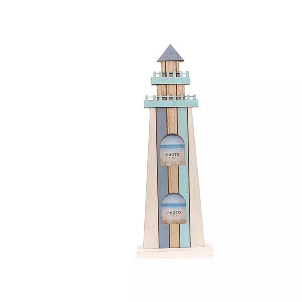 Fényképtartó világítótorony Fotótartó