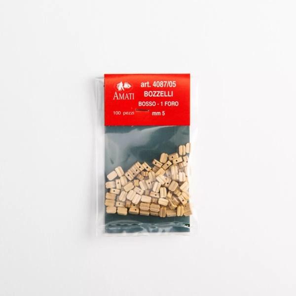 Csiga blokk egy soros 5 mm 10 darab Kiegészítők