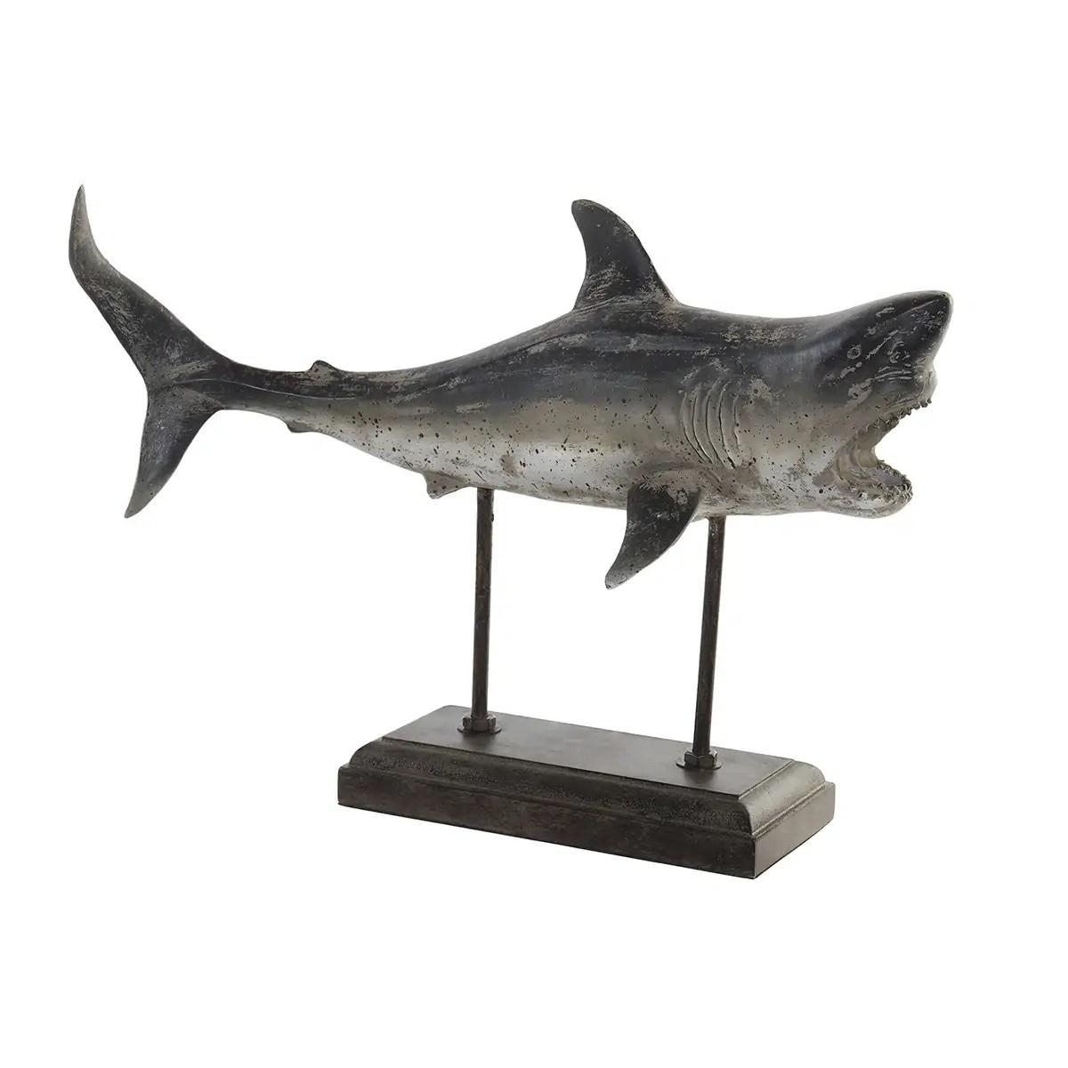 Cápa 38cm Mókás figurák, szobrok