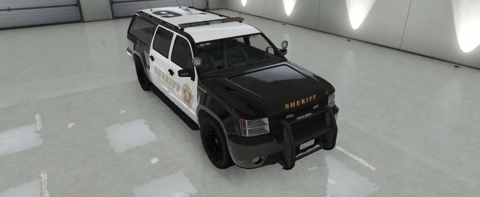 Sheriff Granger