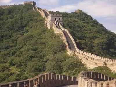 Το Σινικό Τείχος της Κίνας δεν είναι ορατό από το διάστημα