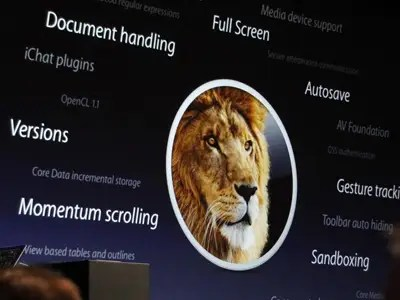 MAC OS X LION: You'll Be Dying To Upgrade After Seeing These Screenshots