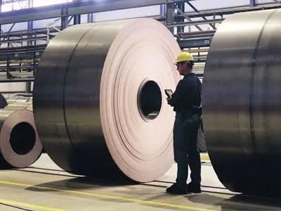 AK Steel Holding (AKS:US)