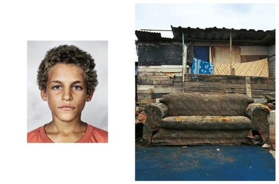Alex, 9, ζει στο Ρίο ντε Τζανέιρο, όπου ικετεύει και κλέβει για να επιβιώσει. Δεν πάνε στο σχολείο και μερικές φορές είναι σε επαφή με την οικογένειά του και να παίρνουν μαζί για να μοιραστούν ένα γεύμα.