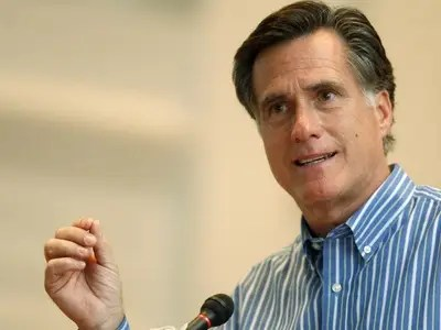 7) Don't Ask Don't Tell? Don't Ask Mitt Romney