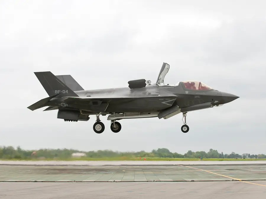 The final configuration of the F-35 isn't expected to be complete until 2018